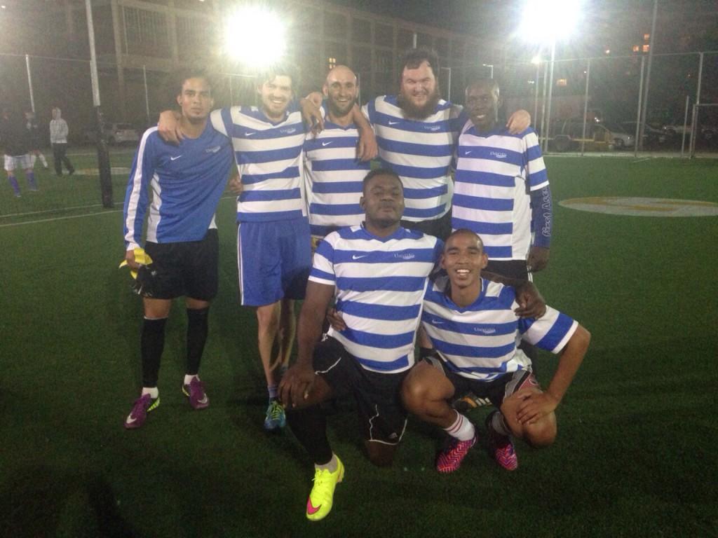 Umvoto Soccer Team 2015