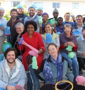 Making a difference on Mandela Day