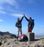 michael-and-paul-at-the-top-of-ethiopias-highest-summit-ras-dashen