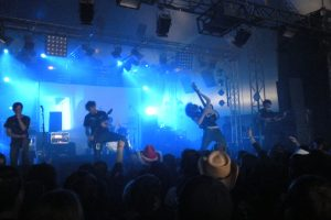 The Ocean performing live at Hellfest 2011, taken by Dylan Blake while in the crowd watching